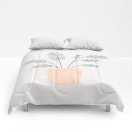 little fern Comforters