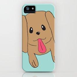 Cute Puppy Dog iPhone Case