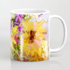 Yellow bouquet Mug
