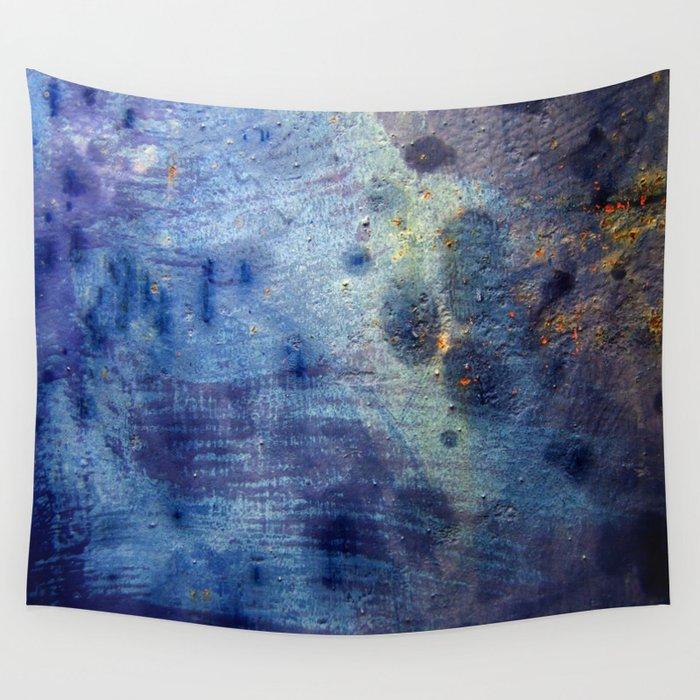 Blurple Wall Tapestry