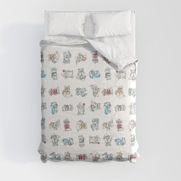 a world of trades Comforters