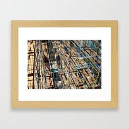 Jakob Kaiser Haus Framed Art Print