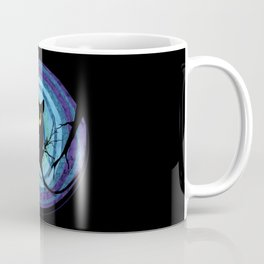 time for child stories: the EVIL OWL Coffee Mug