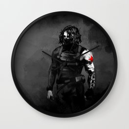 Who the hell is Bucky? Wall Clock