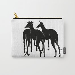 Sighthound Friends Carry-All Pouch