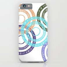 Bianca Circle iPhone 6s Slim Case