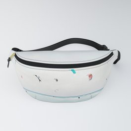 Kite Surfing Fanny Pack