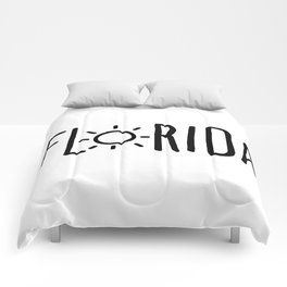Florida Sun Comforters