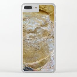 In the Cave of Mysteries Clear iPhone Case