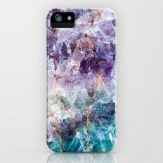 crystals  iPhone (5, 5s) Slim Case