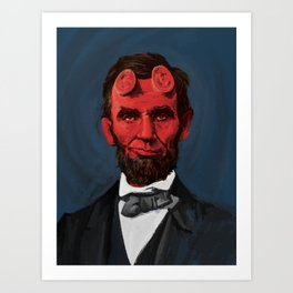 I'm not going to be the vampire slayer I'm expected to be anymore. Art Print