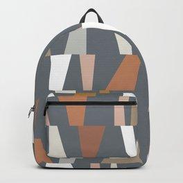 Neutral Geometric 02 Backpack