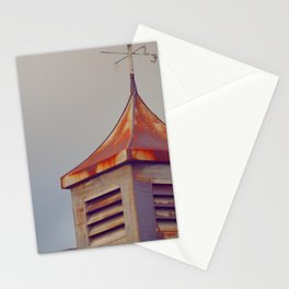 Rusted Rooftop Stationery Cards