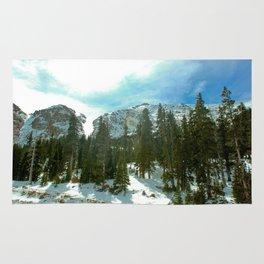Colorado Mountain Rug