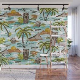 Lost Paradise Wall Mural