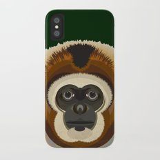 Gibbon iPhone X Slim Case