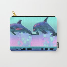 Dolphin Jitter Carry-All Pouch