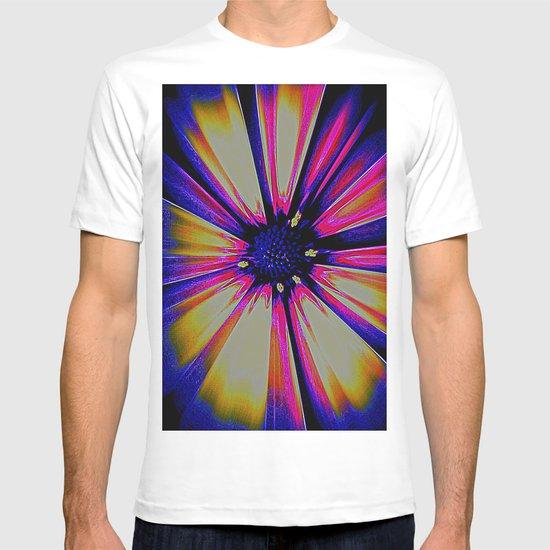 abstract cc T-shirt