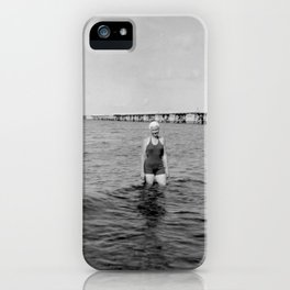 Die Meeresstille iPhone Case