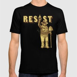 Smokey says Resist shirt T-shirt