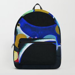 Several Circles Wassily Kandinsky 1926 Backpack
