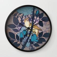 Ishq Wall Clock