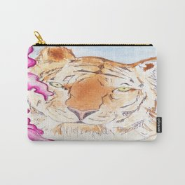 Tiger #1 Carry-All Pouch