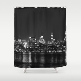 newyork01 Shower Curtain