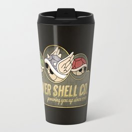 Power Shell Co. Travel Mug