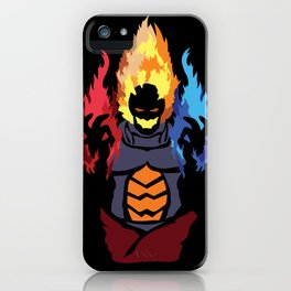 POWER OF iPhone Case