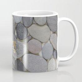 Relax At The Beach Pebble Coffee Mug