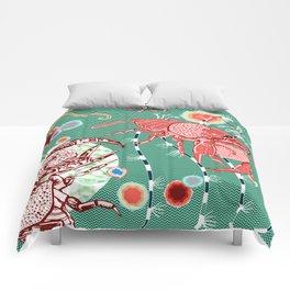 Crusty Crab Comforters