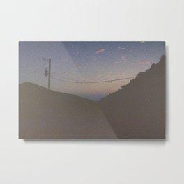 Expired Sunrise Metal Print