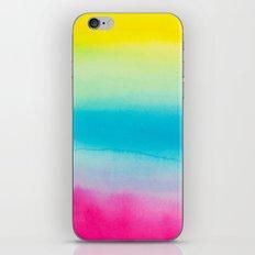 Watercolor I iPhone & iPod Skin