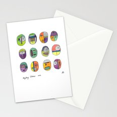 Mystery Stones Stationery Cards