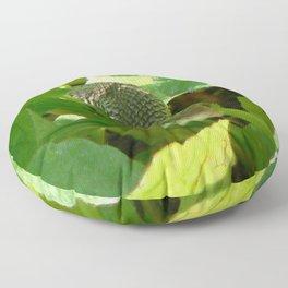 Radish snake..... Floor Pillow