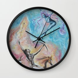 Transmutation Wall Clock