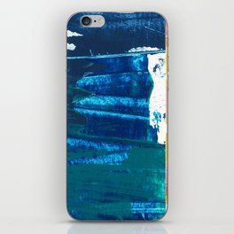 Desert Abstraction iPhone Skin