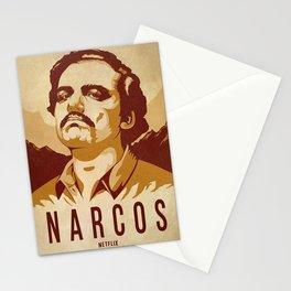 Narcos pablo escobar Stationery Cards