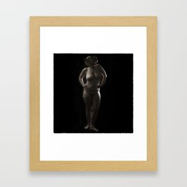The Prime Ministers Mistress Framed Art Print