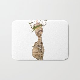 The Mummy Bath Mat