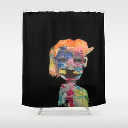 Can't wait to get to know you Shower Curtain