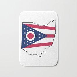 Ohio Love Bath Mat