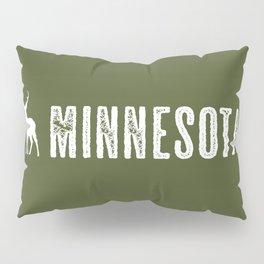 Deer: Minnesota Pillow Sham