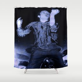 Ian love Shower Curtain