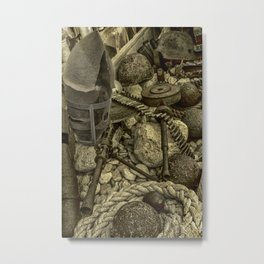 Never forget WW2 Metal Print