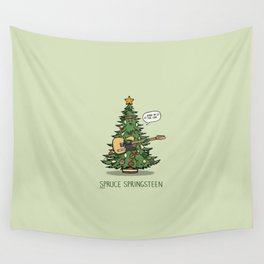 Spruce Springsteen Wall Tapestry