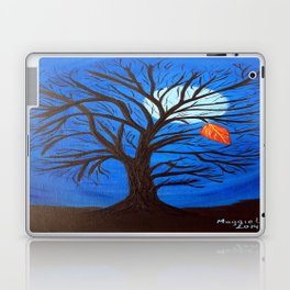 The last leaf Laptop & iPad Skin