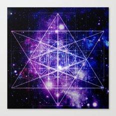 Flower of Life : Sacred Geometry Canvas Print
