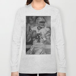 Dak Prescott Long Sleeve T-shirt